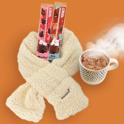 Bild av Myslådan - Varm choklad, mugg och vetevärmare