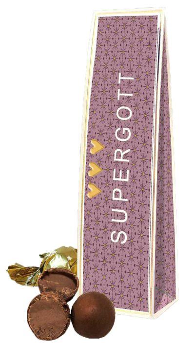 Bild av Chokladhälsning Supergott