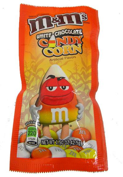 Bild av M&Ms White Chocolate Candy Corn 42gram